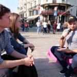 Piknik Inicjatyw Obywatelskich w Warszawie